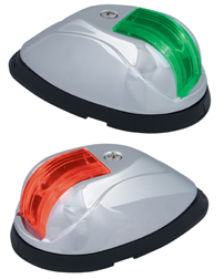 >Navigation Lights for vessels under 20 Meters