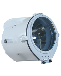 "Complete 19"" Searchlight Head with Optical Assembly"