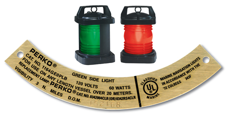 Navigation Light Guidance